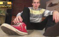 Red Converse Boy HD