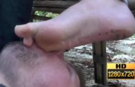 Autumn Foot Slave HD