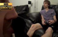 Boy Feet Sniffer HD