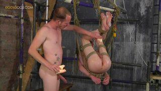 Teen Boy Fucked And Feet Tortured HD