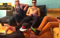0335-Latino-Group-Boys-Feet-Slave-Part1