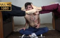 0377-Two-Latino-Feet-Slave-Young